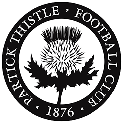 team photo for Partick Thistle