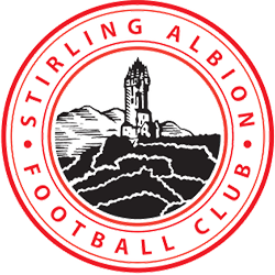 team photo for Stirling Albion