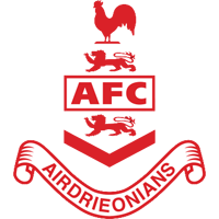 team photo for Airdrieonians